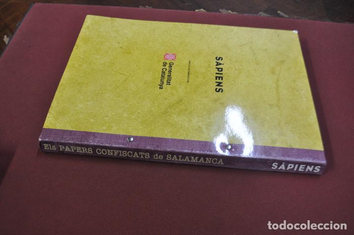 Libros de segunda mano: els papers confiscats de salamanca , un recull inèdit dels documents - HGB - Foto 3 - 78121929