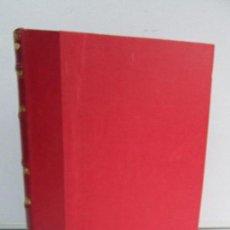 Libros de segunda mano: TORO. PRIMERA TAUROMAQUIA EN COLOR. EDITORIAL CODEX 1966. VER FOTOGRAFIAS ADJUNTAS. Lote 78296625