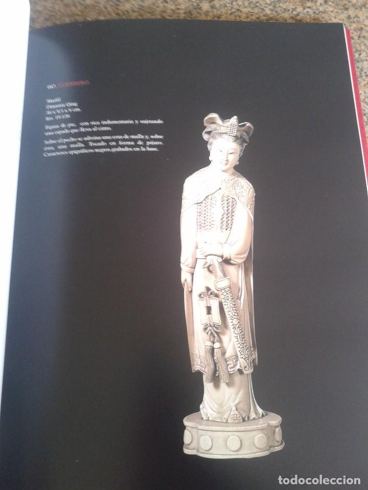 Libros de segunda mano: ASIA EN LAS COLECCIONES DEL MUSEO NACIONAL DE ARTES DECORATIVAS -- DIPUTACION DE PONTEVEDRA - 2005 - - Foto 3 - 99339342