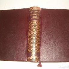 Libros de segunda mano: DON RAMÓN DEL VALLE-INCLÁN. OBRAS ESCOGIDAS. RM79254. . Lote 78391821