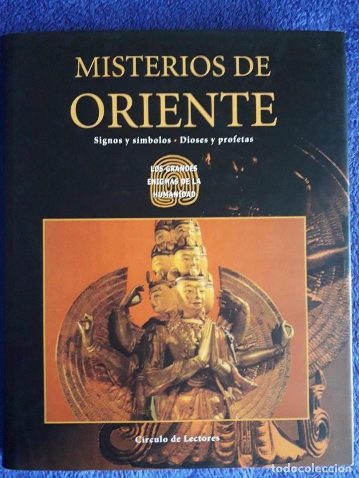 MISTERIOS DE ORIENTE / SIGNOS Y SÍMBOLOS, DIOSES Y PROFETAS / CÍRCULO DE LECTORES / 2003 (Libros de Segunda Mano - Parapsicología y Esoterismo - Otros)