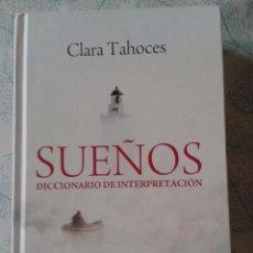 Libros de segunda mano: SUEÑOS. DICCIONARIO DE INTERPRETACION.. Lote 78452229