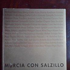 Libros de segunda mano: LIBRO MURCIA CON SALZILLO. Lote 78471861