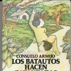 Libros de segunda mano: LOS BATAUTOS HACEN BATAUTADAS, CONSUELO ARMIJO. Lote 79124081