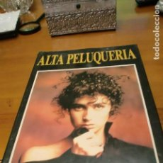 Libros de segunda mano: ALTA PELUQUERIA EDIC.1988 . Lote 79568877