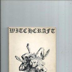 Libros de segunda mano: BRUJERÍA Y MAGIA - WITCHCRAFT AND MAGIC - MAGSS BROS. LTD. - DECEMBER 1969 - 9 LÁMINAS. Lote 79573501