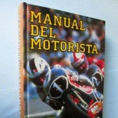 Libros de segunda mano: MANUAL DEL MOTORISTA - DAVID MINTON - EVEREST 1983 CON FOTOS Y ESQUEMAS. Lote 104021234