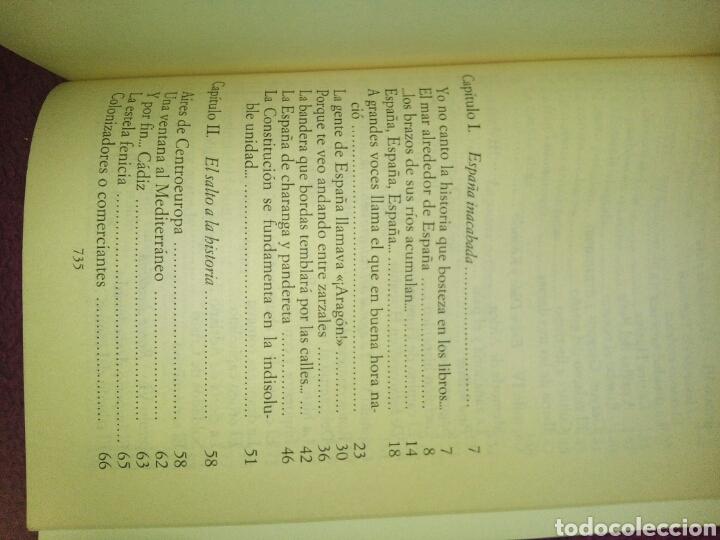 Libros de segunda mano: Breve Historia de España. Fernando García de Cortázar y J. Manuel González Vesga. - Foto 4 - 79653215