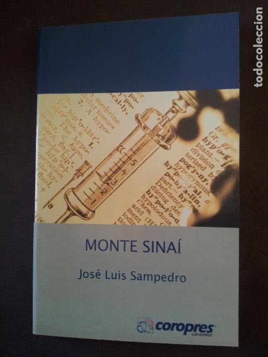 MONTE SINAI,JOSE LUIS SAMPEDRO-EDICION ESPECIAL PARA ROCHE (Libros de Segunda Mano (posteriores a 1936) - Literatura - Otros)