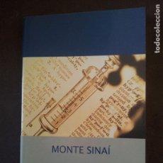 Libros de segunda mano: MONTE SINAI,JOSE LUIS SAMPEDRO-EDICION ESPECIAL PARA ROCHE. Lote 79997829