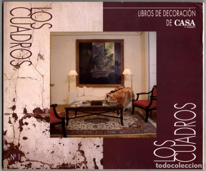 Los cuadros libros de decoracion de casa y ja comprar for Casa y jardin tienda decoracion