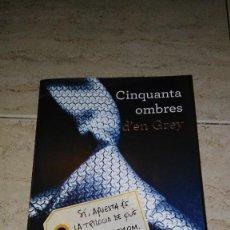 Libros de segunda mano: CINCUENTA SOMBRAS DE GREY 1. Lote 80059009