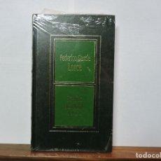 Libros de segunda mano: POESÍAS COMPLETAS 1918-1921. FEDERICO GARCÍA LORCA.. Lote 80067053