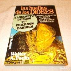 Libros de segunda mano: LAS HUELLAS DE LOS DIOSES WALTER A.FUCHS . Lote 80081985