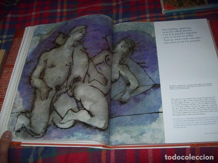 Libros de segunda mano: MALLORCA ERÒTICA .RECULL DE CANÇONS ERÒTIQUES I DEL CAMP MALLORQUÍ.JOAN BENNÀSSAR.2007. ÚNICO EN TC! - Foto 19 - 160964172
