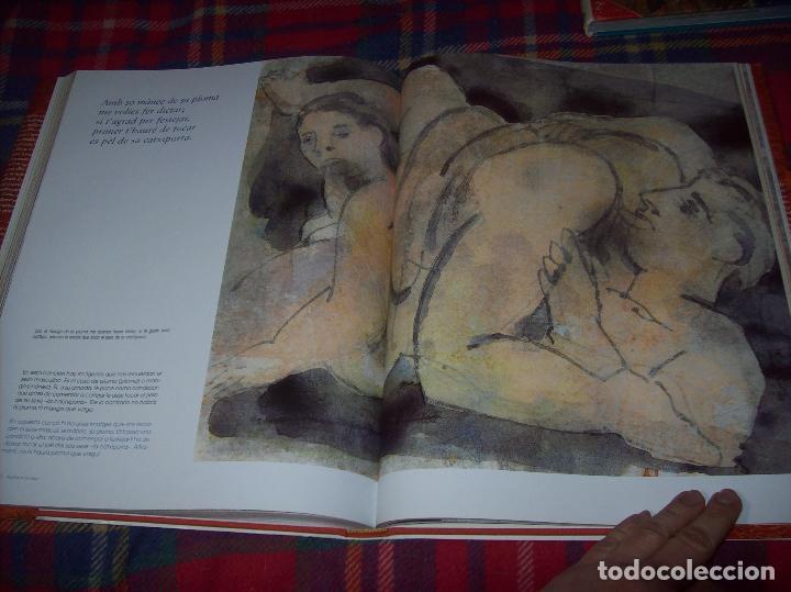 Libros de segunda mano: MALLORCA ERÒTICA .RECULL DE CANÇONS ERÒTIQUES I DEL CAMP MALLORQUÍ.JOAN BENNÀSSAR.2007. ÚNICO EN TC! - Foto 30 - 160964172