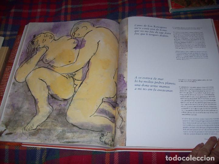 Libros de segunda mano: MALLORCA ERÒTICA .RECULL DE CANÇONS ERÒTIQUES I DEL CAMP MALLORQUÍ.JOAN BENNÀSSAR.2007. ÚNICO EN TC! - Foto 34 - 160964172