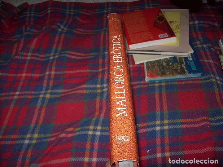 Libros de segunda mano: MALLORCA ERÒTICA .RECULL DE CANÇONS ERÒTIQUES I DEL CAMP MALLORQUÍ.JOAN BENNÀSSAR.2007. ÚNICO EN TC! - Foto 36 - 160964172