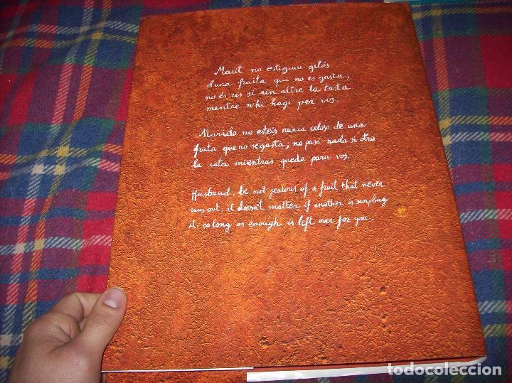 Libros de segunda mano: MALLORCA ERÒTICA .RECULL DE CANÇONS ERÒTIQUES I DEL CAMP MALLORQUÍ.JOAN BENNÀSSAR.2007. ÚNICO EN TC! - Foto 37 - 160964172