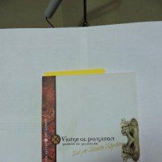 Libros de segunda mano: VIATGE AL PURGATORI. VILAPLANA, SILVESTRE. COL. JOC DE DAUS Nº2. ED. MARFIL. ALCOI 2009. Lote 80083161