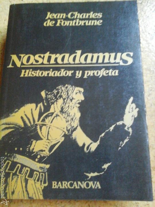 NOSTRADAMUS (Libros de Segunda Mano - Pensamiento - Otros)