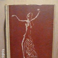 Libros de segunda mano: DE LA DANZA -SEBASTIAN GASCH- PEDRO PRUNA-1946-. Lote 80115897