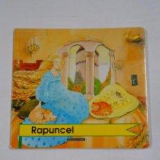 Libros de segunda mano: RAPUNCEL. - ILUSTRACIONES DE SALLY CUFFING. CIRCULO DE LECTORES. TDK29. Lote 117153955