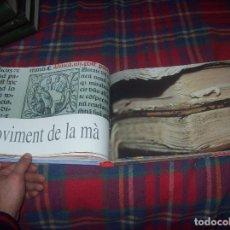 Libros de segunda mano: LLULL PARAULA - LLUC IMATGE / LLULL PALABRA - LLUC IMAGEN. APUNTES PARA (RE)HACER LA MEMORIA. 2003. Lote 80170157