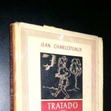 Libros de segunda mano: TRATADO DE RADIESTESIA FISICA / JEAN CHARLOTEAUX. Lote 80222365