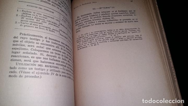 Libros de segunda mano: tratado de radiestesia fisica / jean charloteaux - Foto 2 - 80222365