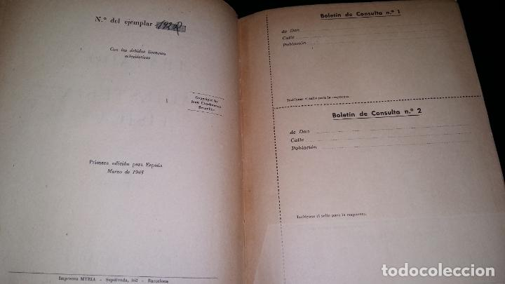 Libros de segunda mano: tratado de radiestesia fisica / jean charloteaux - Foto 4 - 80222365