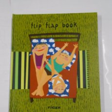 Libros de segunda mano: FLIP FLAP BOOK. TIGER. TDK29. Lote 136091204