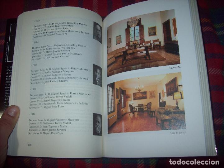 Libros de segunda mano: EL COL·LEGI NOTARIAL DE LES ILLES BALEARS. UN SEGLE DHISTÒRIA SOCIAL I ECONÒMICA...2004. - Foto 6 - 103017199