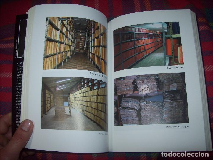 Libros de segunda mano: EL COL·LEGI NOTARIAL DE LES ILLES BALEARS. UN SEGLE DHISTÒRIA SOCIAL I ECONÒMICA...2004. - Foto 9 - 103017199