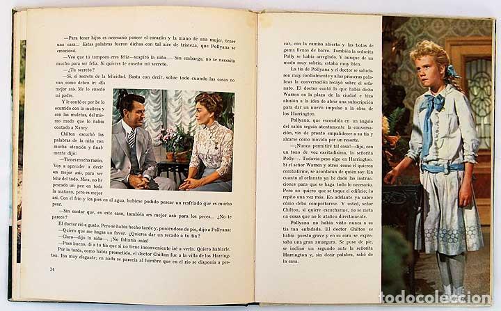 Libros de segunda mano: El Secreto de Pollyana - Walt Disney - Foto 2 - 80514809