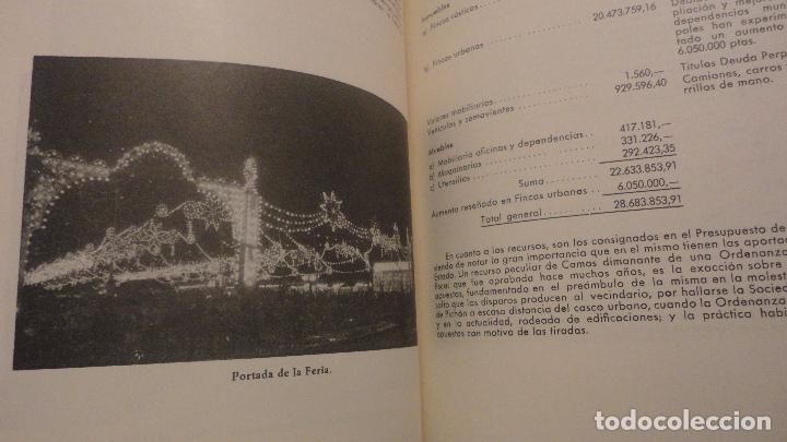 Libros de segunda mano: MANUEL ALARCON MARTIN.CAMAS EN LOS LIMITES DE TARTESOS.AYUNTAMIENTO CAMAS.SEVILLA.1971 - Foto 6 - 80669014