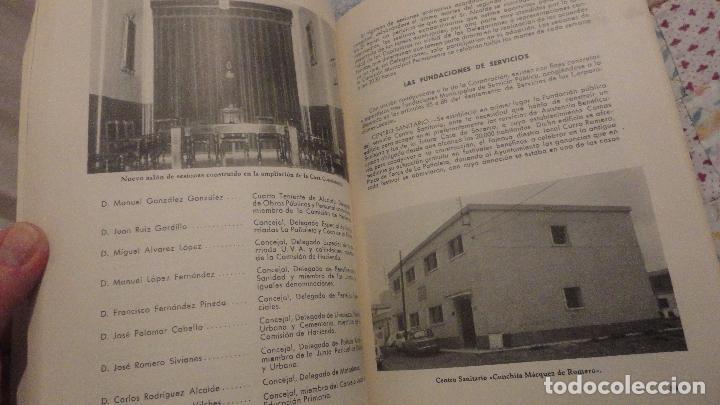 Libros de segunda mano: MANUEL ALARCON MARTIN.CAMAS EN LOS LIMITES DE TARTESOS.AYUNTAMIENTO CAMAS.SEVILLA.1971 - Foto 8 - 80669014
