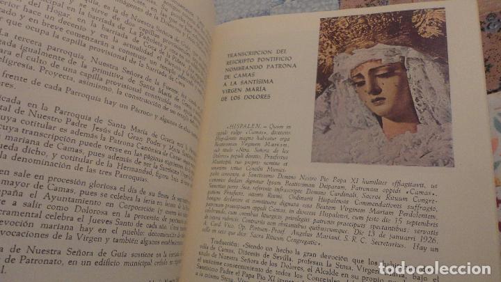 Libros de segunda mano: MANUEL ALARCON MARTIN.CAMAS EN LOS LIMITES DE TARTESOS.AYUNTAMIENTO CAMAS.SEVILLA.1971 - Foto 10 - 80669014