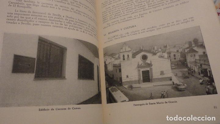 Libros de segunda mano: MANUEL ALARCON MARTIN.CAMAS EN LOS LIMITES DE TARTESOS.AYUNTAMIENTO CAMAS.SEVILLA.1971 - Foto 11 - 80669014