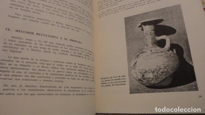 Libros de segunda mano: MANUEL ALARCON MARTIN.CAMAS EN LOS LIMITES DE TARTESOS.AYUNTAMIENTO CAMAS.SEVILLA.1971 - Foto 13 - 80669014