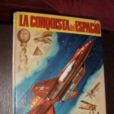 Libros de segunda mano: CULTURA COLOR BRUGUERA LIBRO LA CONQUISTA DEL ESPACIO. Lote 80738146