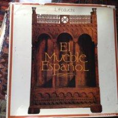 Libros de segunda mano: EL,MUEBLE ESPAÑOL. Lote 80745262