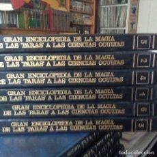 Libros de segunda mano: GRAN ENCICLOPEDIA DE LA MAGIA. Lote 80747344