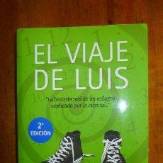 Libros de segunda mano: GIL ANTÓN, JOSÉ MANUEL. EL VIAJE DE LUIS. Lote 80949664