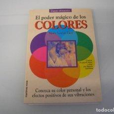 Libros de segunda mano - El poder mágico de los colores - M. Louise Lacy - Ediciones Roca - 1995 - Autoayuda - 81123556