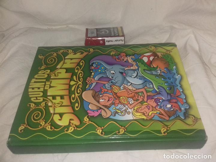 CUENTOS DE SIEMPRE-COMICS Y CUENTOS ASTURIAS-GRUPO EDIDER-2005-12 CUENTOS CLASICOS (Libros de Segunda Mano - Literatura Infantil y Juvenil - Otros)