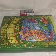 Libros de segunda mano: CUENTOS DE SIEMPRE-COMICS Y CUENTOS ASTURIAS-GRUPO EDIDER-2005-12 CUENTOS CLASICOS. Lote 81239808