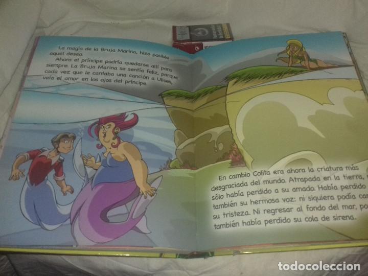 Libros de segunda mano: CUENTOS DE SIEMPRE-COMICS Y CUENTOS ASTURIAS-GRUPO EDIDER-2005-12 CUENTOS CLASICOS - Foto 2 - 81239808