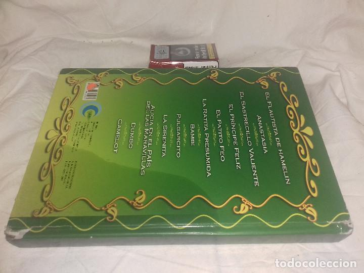 Libros de segunda mano: CUENTOS DE SIEMPRE-COMICS Y CUENTOS ASTURIAS-GRUPO EDIDER-2005-12 CUENTOS CLASICOS - Foto 3 - 81239808