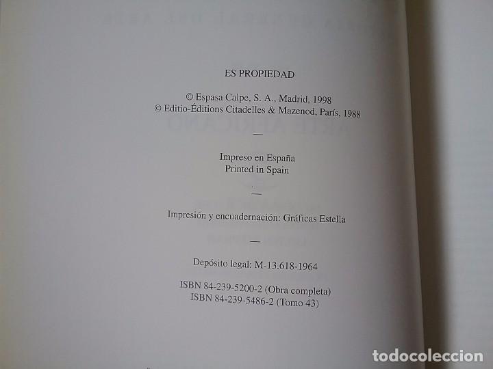 Libros de segunda mano: Summa artis XLIII: arte africano. Por estrenar. Espasa Calpe, 1998. - Foto 3 - 81376204